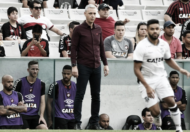 Para Tiago Nunes, empate contra Ceará serve de lição para Sul-Americana