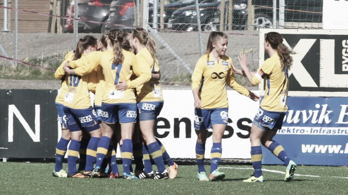 Toppserien - Week 13 round-up: Trondheims-Orn are the pick of the round