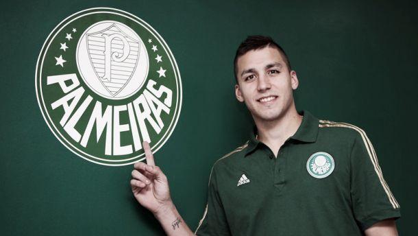 Palmeiras anuncia Fernando Tobio, ex-Vélez Sarsfield