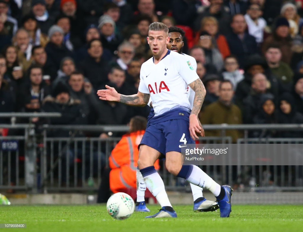 Toby Alderweireld: We were strong to see out the result