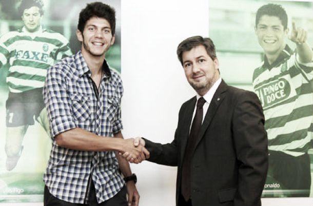 Sporting: Tobias Figueiredo renova contrato até 2021