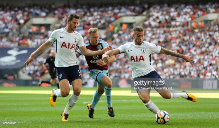 Toby Alderweireld hoping to remain with partner Vertonghen for years to come