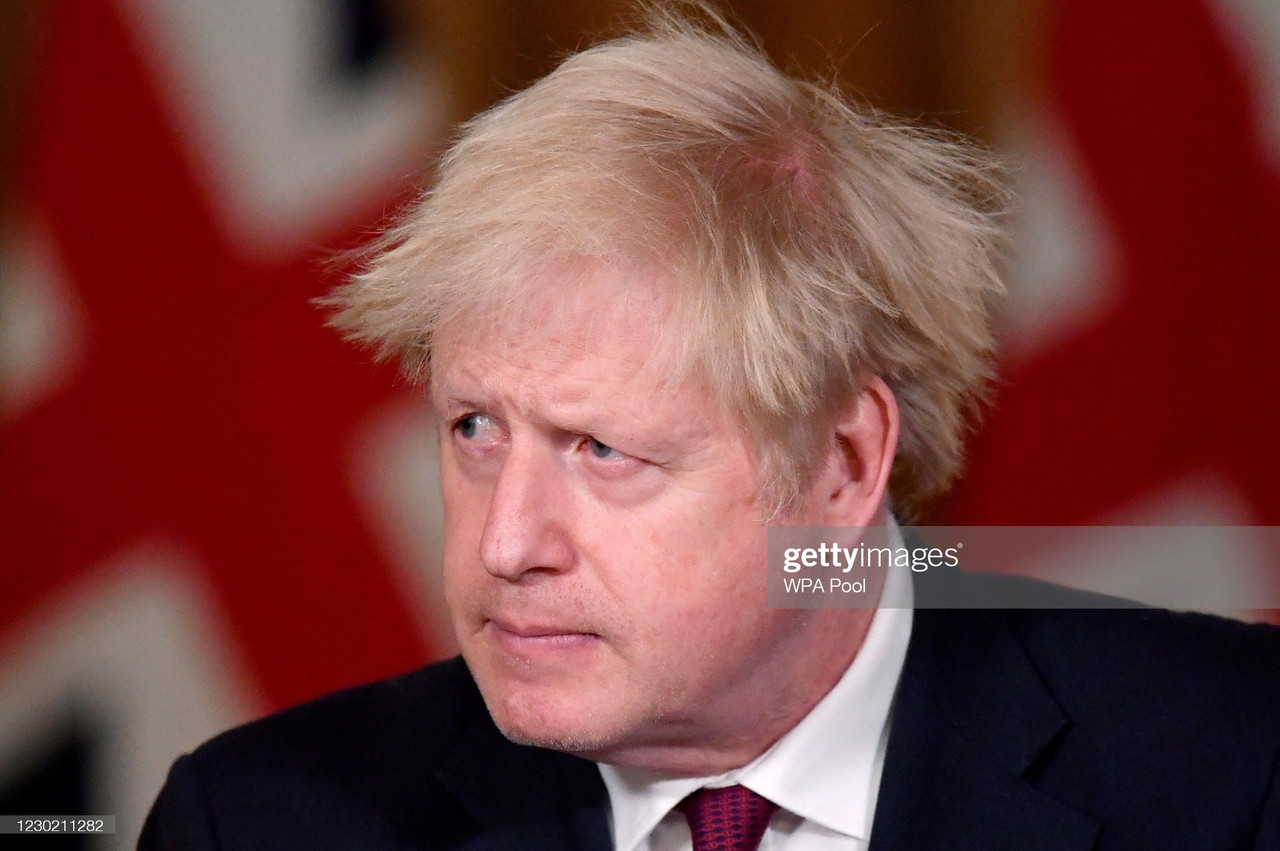 Coronavirus and Brexit: The collapse of Boris Johnson