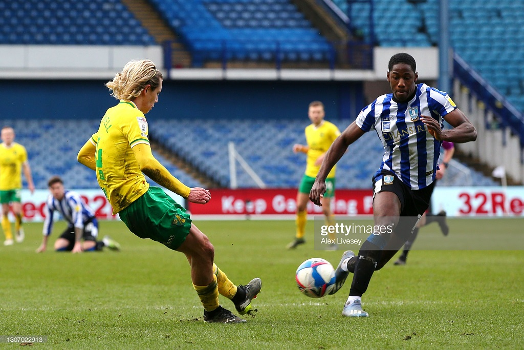 Sheffield Wednesday 1-2 Norwich City: Cantwell's thunderous effort wins the game for Farke's men