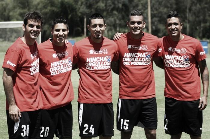 Frente a Once Caldas, los hinchas 'rojos' estrenarán sus camisetas del Todos En Uno 2017-1