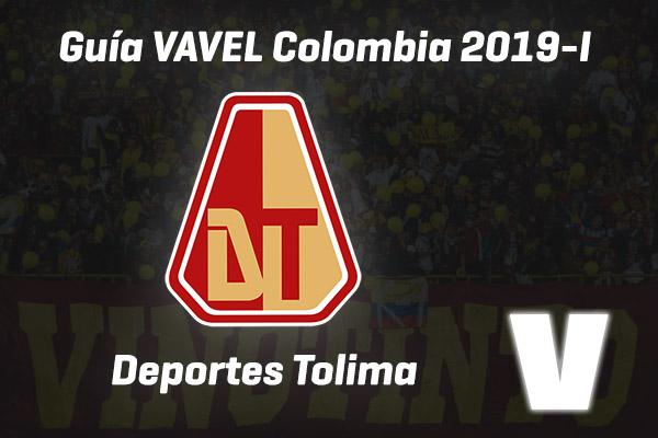 Guía VAVEL Liga Águila 2019-I: Deportes Tolima