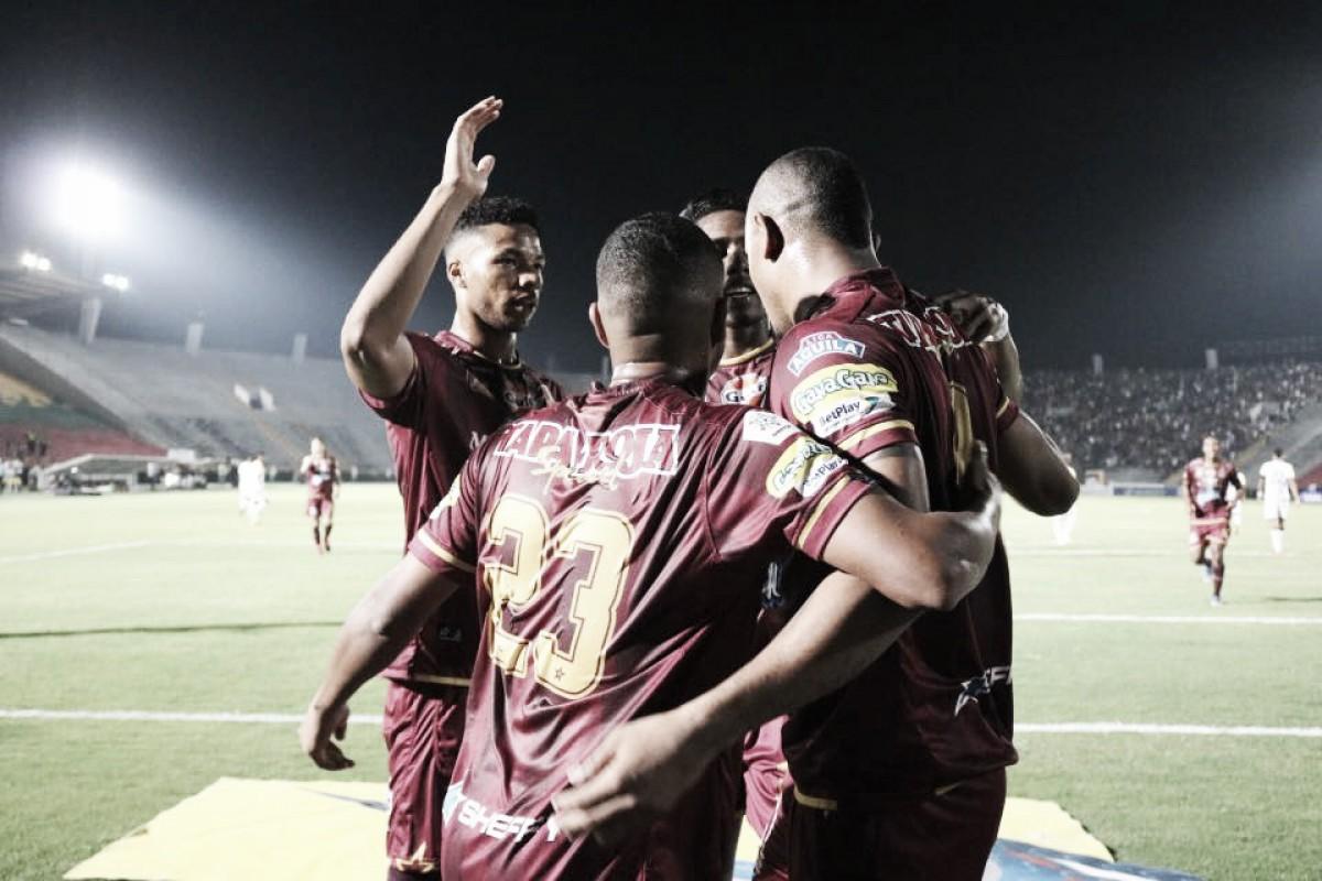 Deportes Tolima con sed de triunfo recibe a los 'Leopardos'