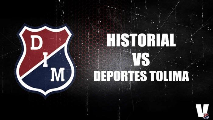 Historial: ventaja poderosísima del Medellín ante Tolima