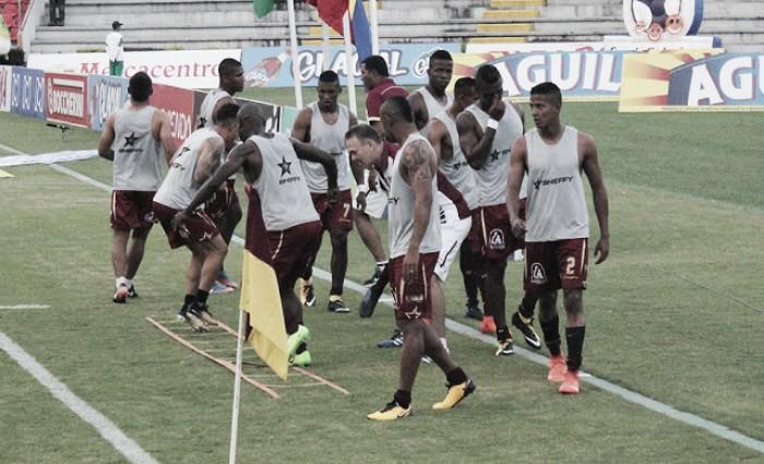 Se sortearon los cuartos de final de la Liga Àguila