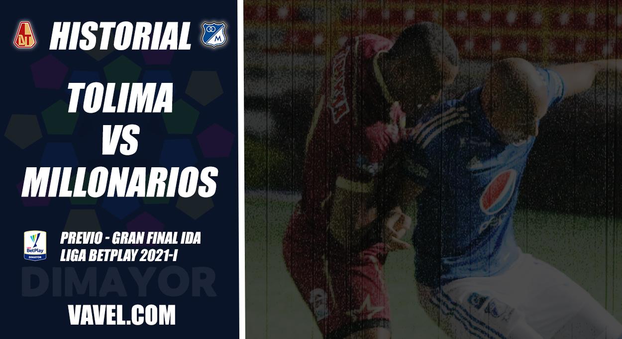 Historial Millonarios vs Deportes Tolima: los 'azules' dominan los números