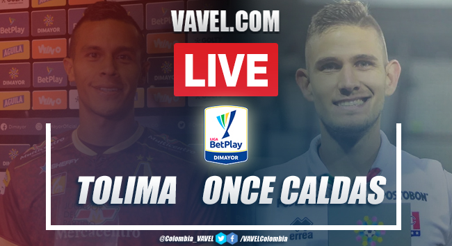 Resumen Tolima vs Once Caldas (2-3) por Liga BetPlay