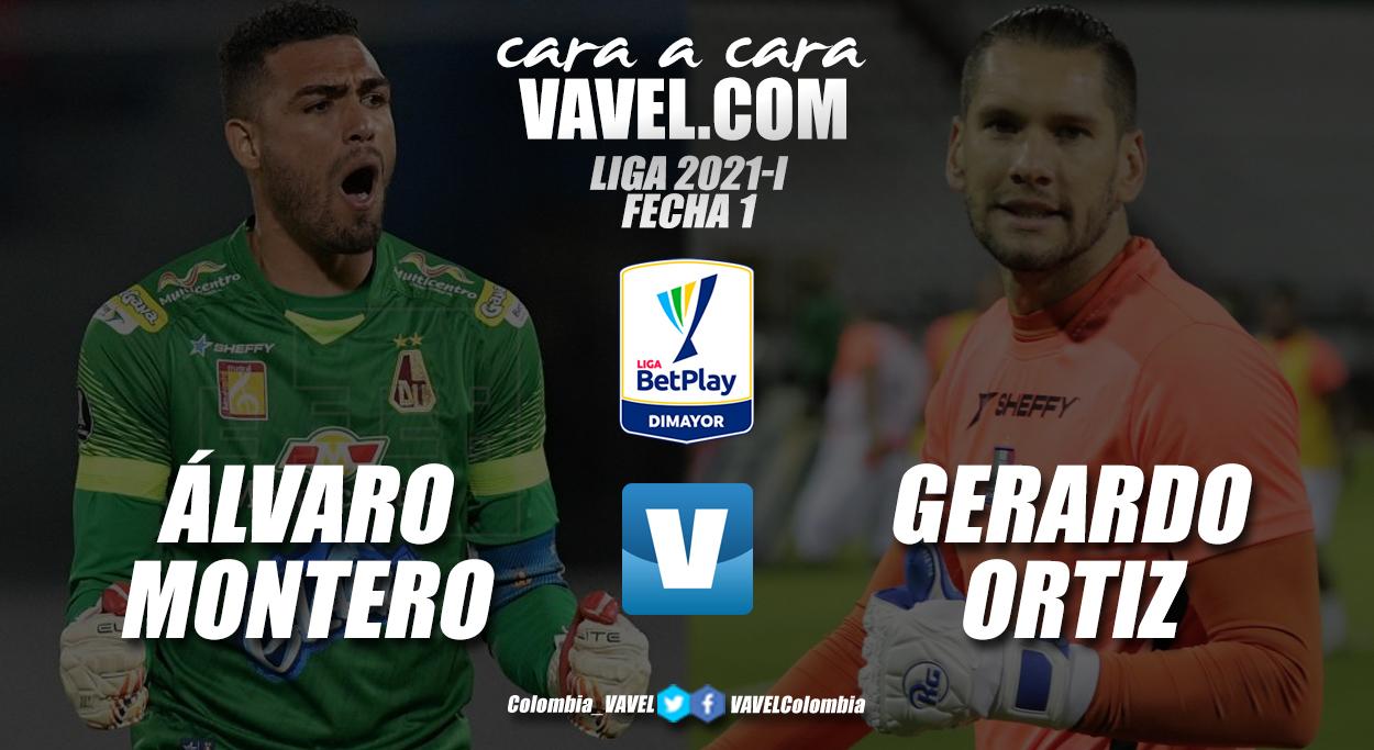 Cara a cara: Álvaro Montero vs Gerardo Ortiz
