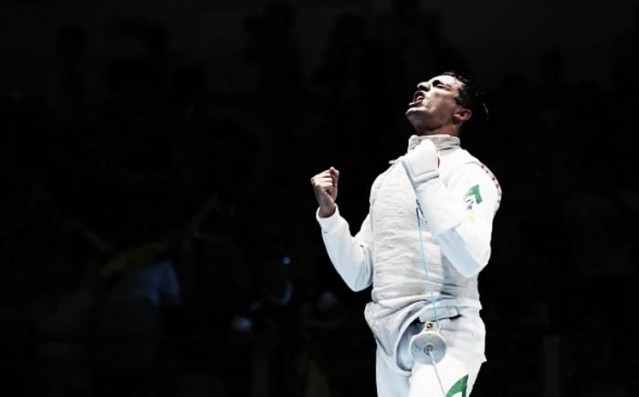 Segundo dia da Esgrima tem brasileiro fazendo história e italiano vencendo favorito na final