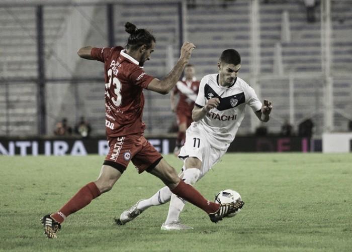 Vélez Sarsfield 1 - 0 Argentinos Juniors, puntuaciones del 'Fortín'