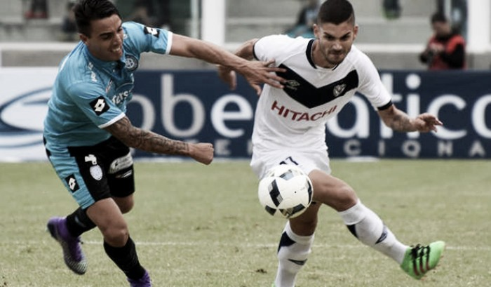 "Belgrano 2 - 3 Vélez Sarsfield, puntuaciones del ""Fortín"""