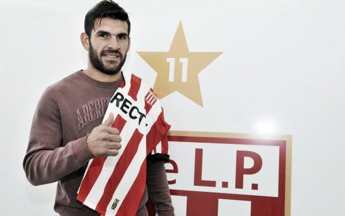 Javier Toledo: ''Desde hoy este club pasa a ser mi familia''
