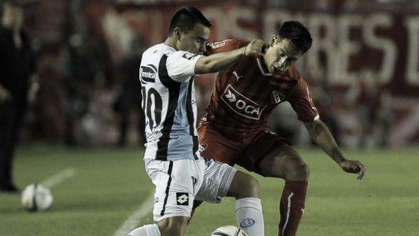"""Independiente - Belgrano: puntuaciones del """"Rojo"""""""
