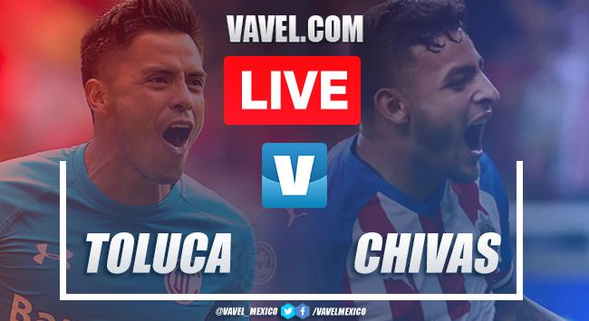 Goals and Highlights: Toluca 1-3 Chivas, 2019 Liga MX
