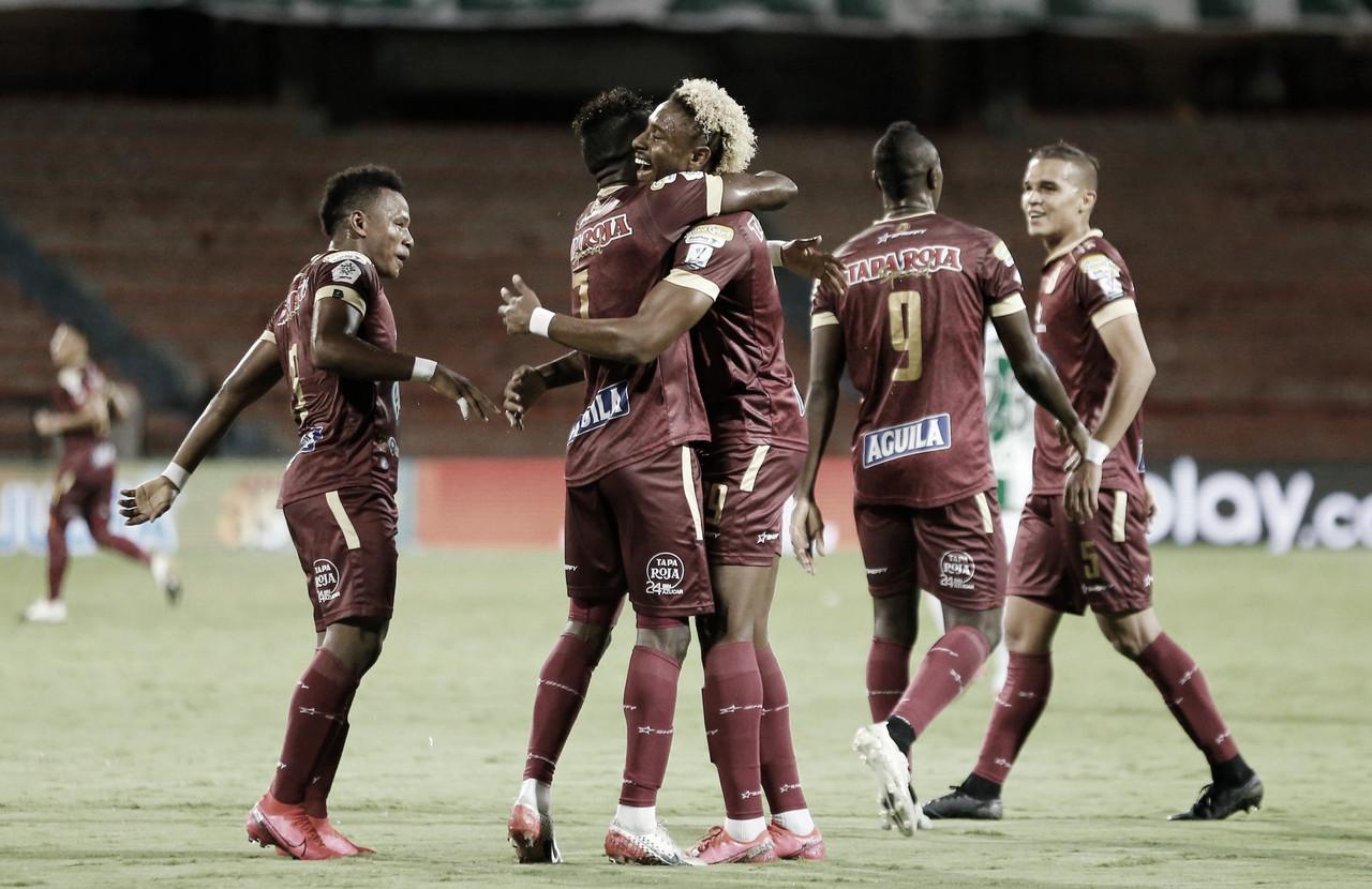 Deportes Tolima, un huracán que arrolló a Nacional