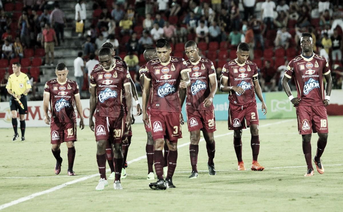 Deportes Tolima: rival del DIM en la décima fecha