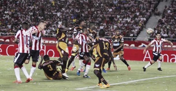 Tolima - Junior: esta vez por competencia internacional