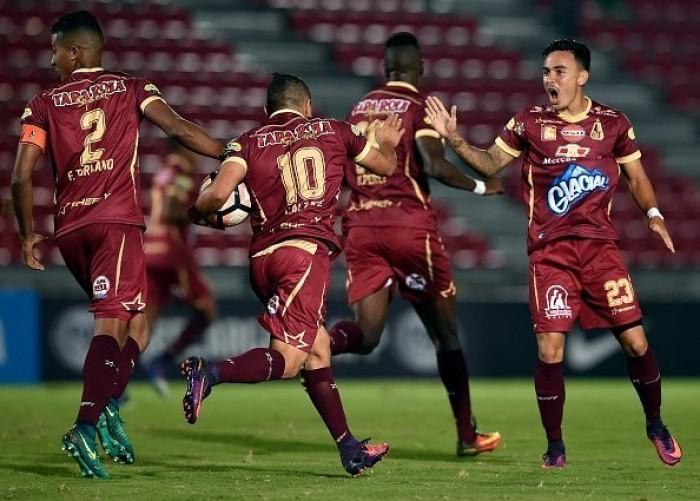 Deportes Tolima deja los tres puntos en casa ante un gran Medellín