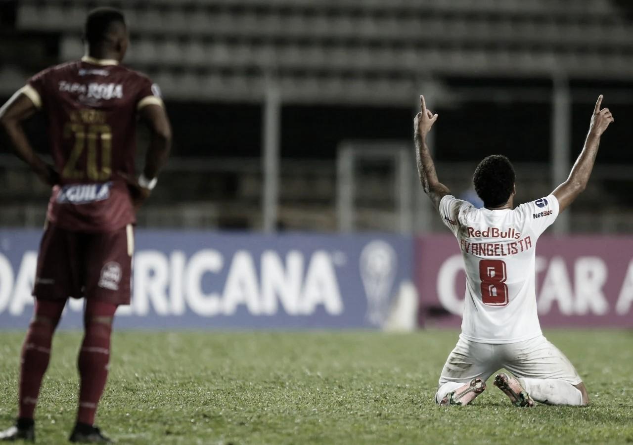 Tolima se despidió de la Sudamericana sin ganar