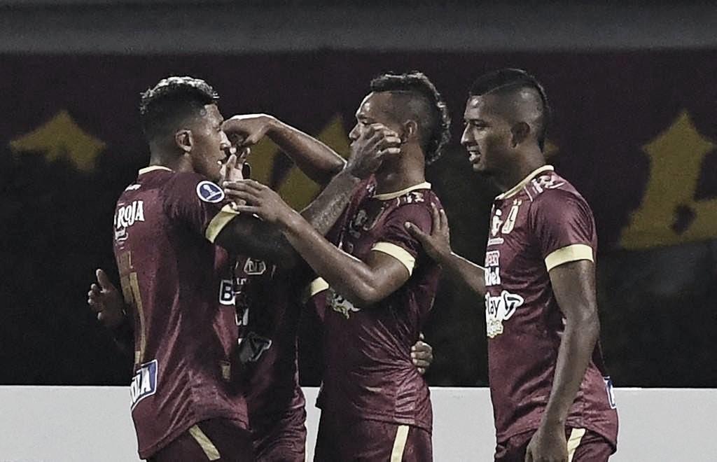 Deportes Tolima y una victoria 'azucarada' en Ibagué ante el Cali