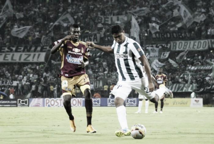 Atlético Nacional - Deportes Tolima, los datos de @oscaryamit