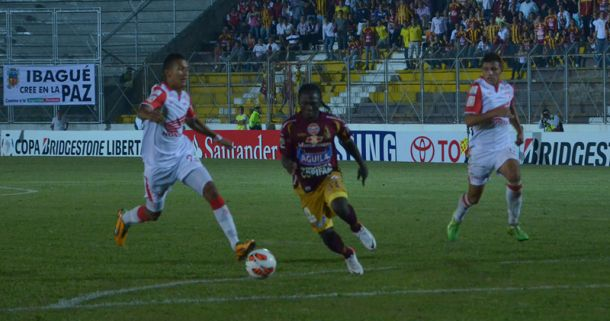 Tolima - Santa Fe: el primer sorbo de final en Copa Postobón