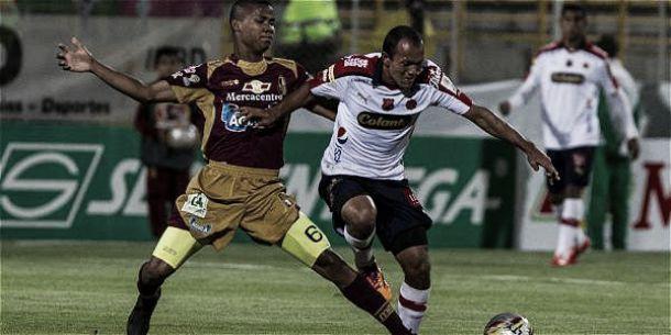 Resultado Medellín - Tolima en la Liga Águila 2015 (3-1)