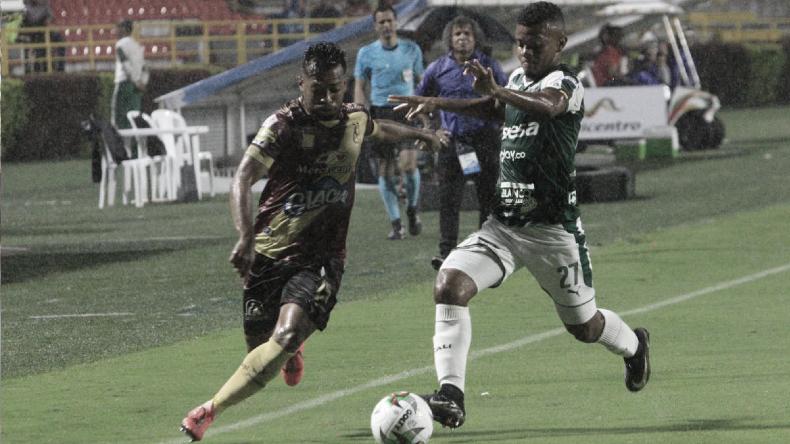Historial de enfrentamientos entre Deportivo Cali y Deportes Tolima