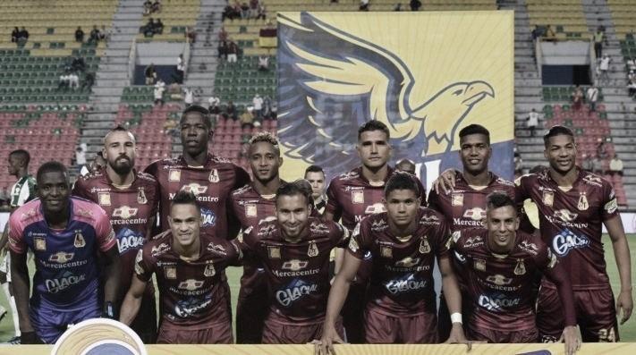 Regresos a la nómina de Deportes Tolima para el partido ante Atlético Nacional