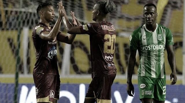 Los datos que dejó la victoria del Deportes Tolima ante Nacional - VAVEL.com