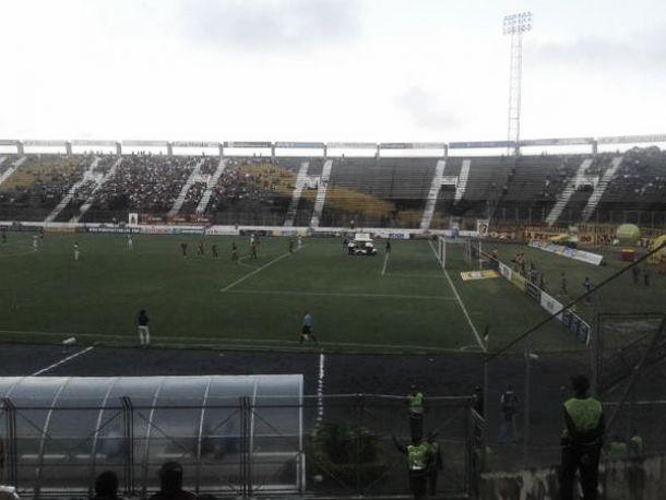Deportes Tolima goleó a un deslucido Boyacá Chico
