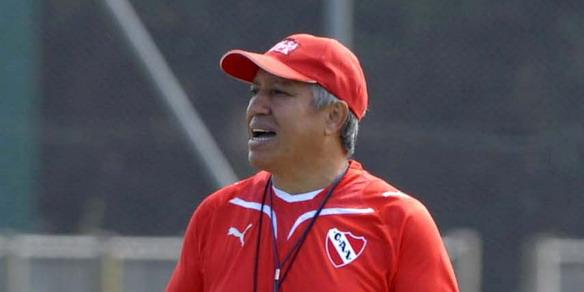 Gallego no será el técnico de Independiente