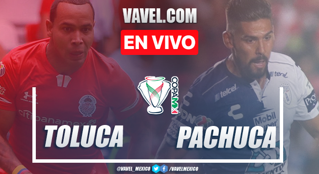 Resumen y goles: Toluca 5-1 Pachuca en Copa MX 2020