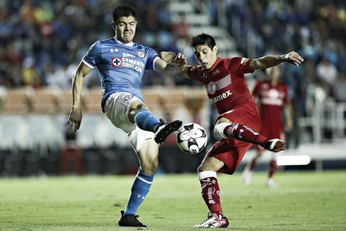 5 grandes goles entre Cruz Azul y Toluca