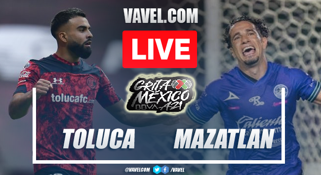Goals and Highlights: Toluca 2-2 Mazatlan in Liga MX 2021