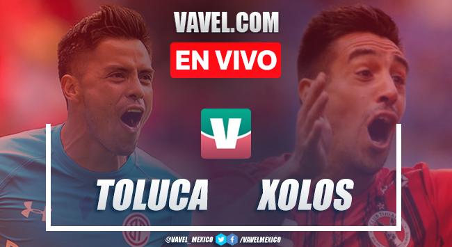 Resumen y video goles Toluca 2-0 Xolos Tijuana en Liga MX 2019