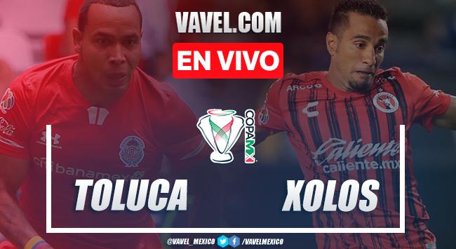 Resumen y goles: Toluca 3-4 Xolos Tijuana en Copa MX 2020
