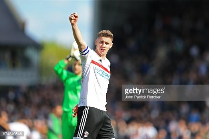Fulham reject £20 million bid for star man Cairney