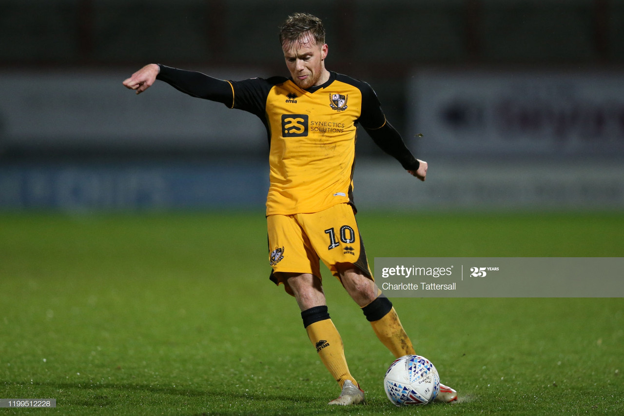Importance of retaining Port Vale's key midfielders ahead of play-off push