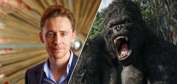 Tom Hiddleston protagonizará 'Skull Island'