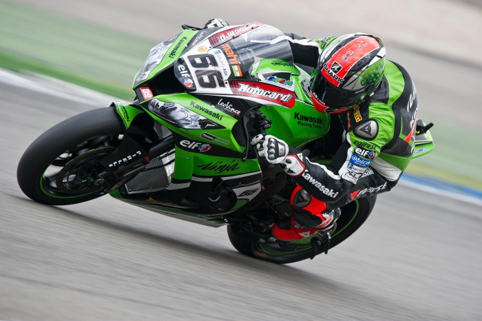 SBK, Jerez: acuto di Sykes nelle FP2