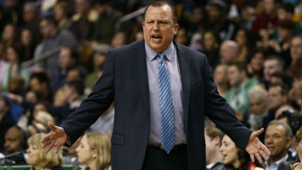 Chicago Bulls Fire Head Coach Tom Thibodeau