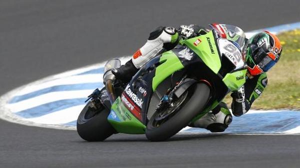 Tom Sykes partirá en primera posición en Misano