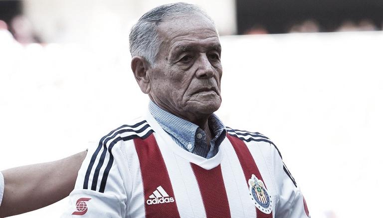 """Fallece Tomás Balcazar, abuelo del """"Chicharito"""" Hernández"""