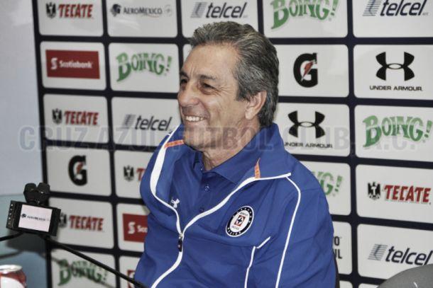 """Tomás Boy: """"Venir a Cruz Azul es un gran desafío"""""""
