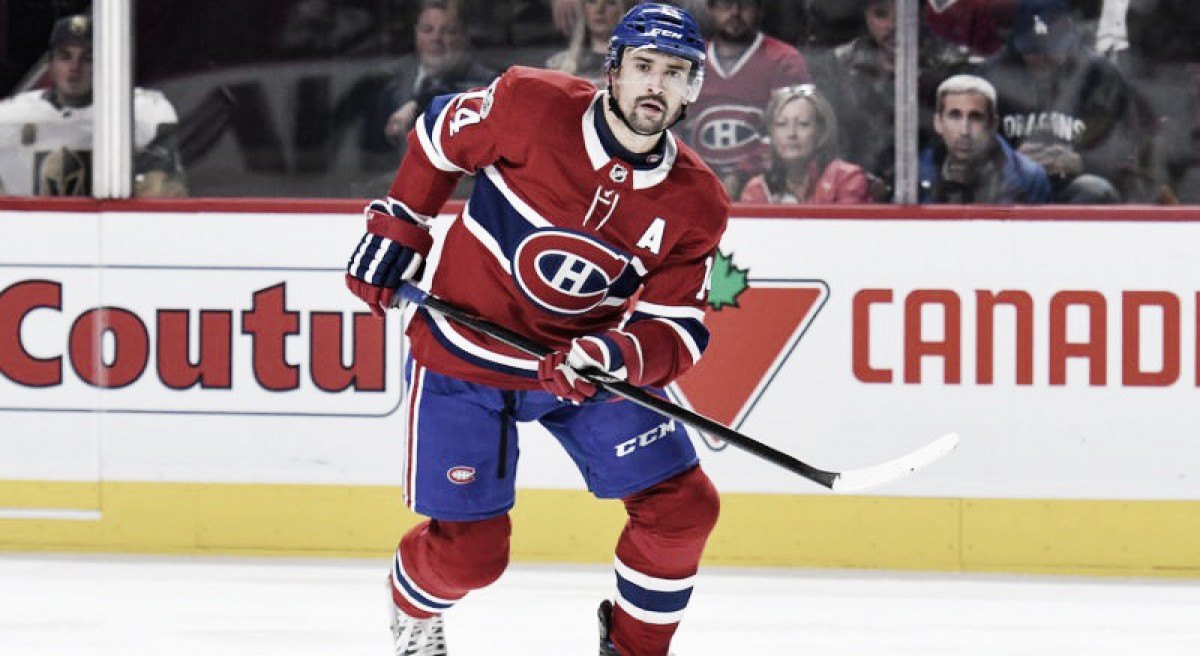 Toronto Maple Leafs acquire Tomas Plekanec from Montreal